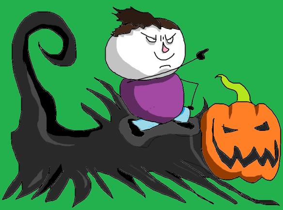 Spooky badass