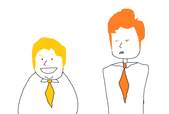 andy and conan